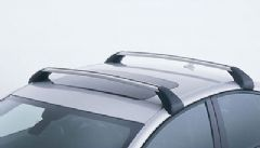 Genuine Volvo V50 (04-) Aluminium Load Carrier / Roof Bars